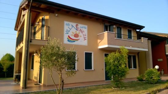 B&B Villa Venezia : vue d'ensemble