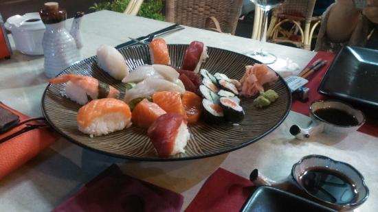 Restaurante Hokkaido