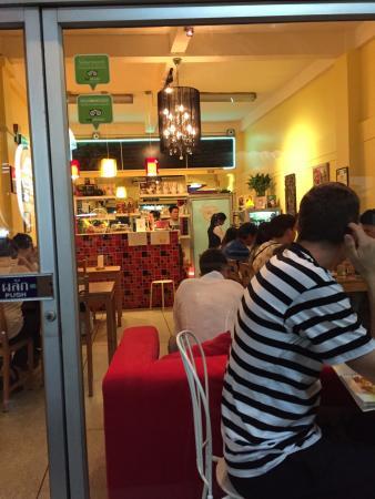 Foto de Tealicious Bangkok, Bangkok: Ottima cucina Thai e buon ...