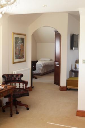 Rivermead House: La chambre
