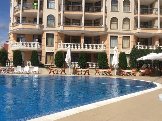 Sinemoretz, Bulgaria: Pool. 3zones (adult, kid, baby)