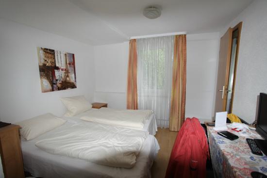 Hotel Alte Post: camera
