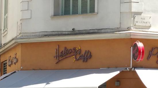 Helios caffe