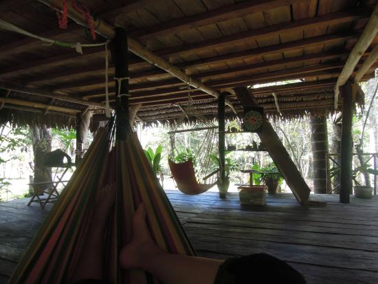 Allpahuayo Mishana National Reserve: The lodge