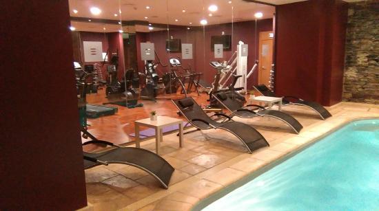 Alti Hotel: fitness