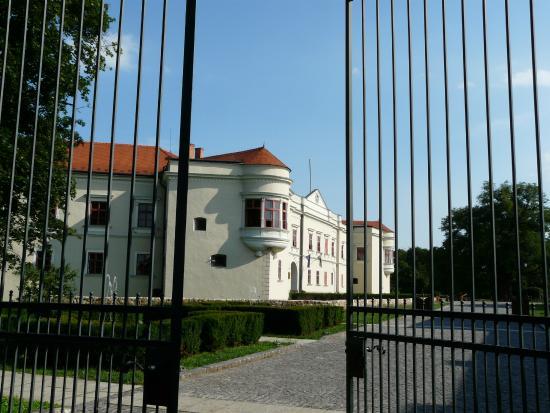 Sarospatak, Hungria: A vár