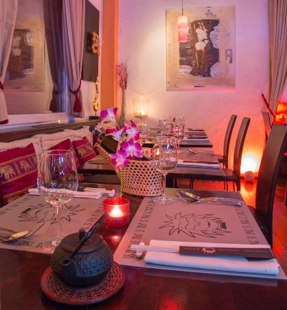 Le Thai: Ambiance Restaurant