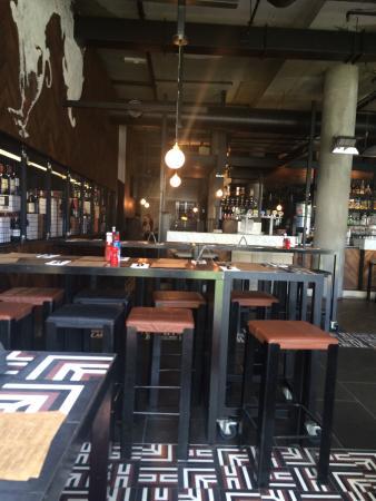 Ludlow Bar Dining Room Photo