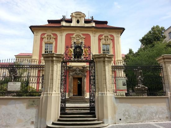Muzeum Antonína Dvořáka