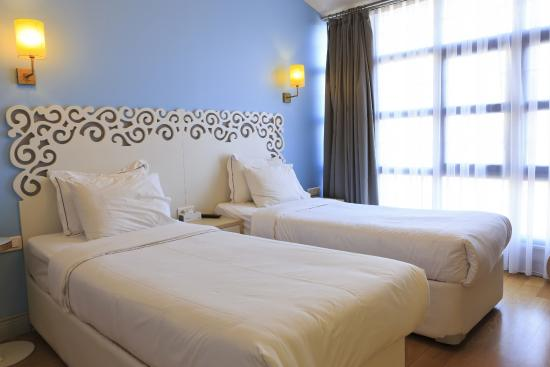 ODDA Hotel: Superior Twin Room