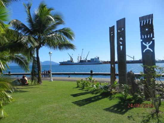 La Chambre Picture Of Hotel Tahiti Nui Pate Tripadvisor