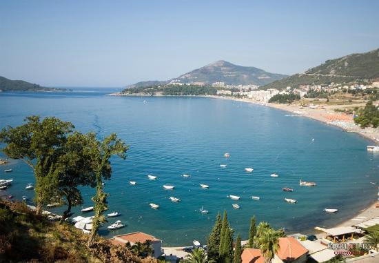 Villa Montenegro : пляжи