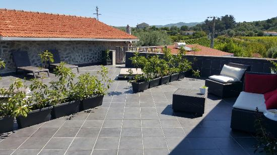 c0e0c213dac Un petit bout de paradis - Picture of Casa Relogio de Sol