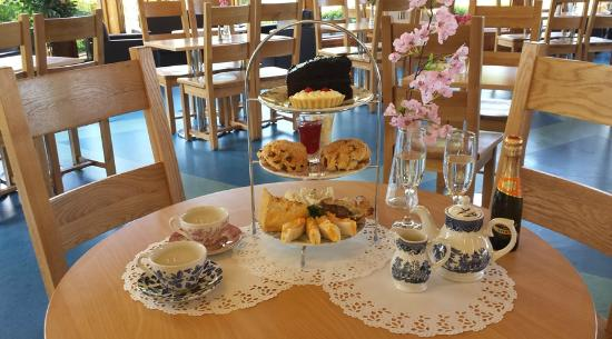 Cramlington, UK: Afternoon Tea