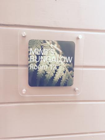 Panama Hotel: Mimi's Bungalow
