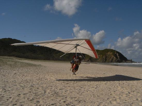 Flight Zone Hang Gliding