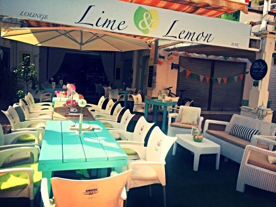 Lime Amp Lemon Benalmadena Restaurant Reviews Phone