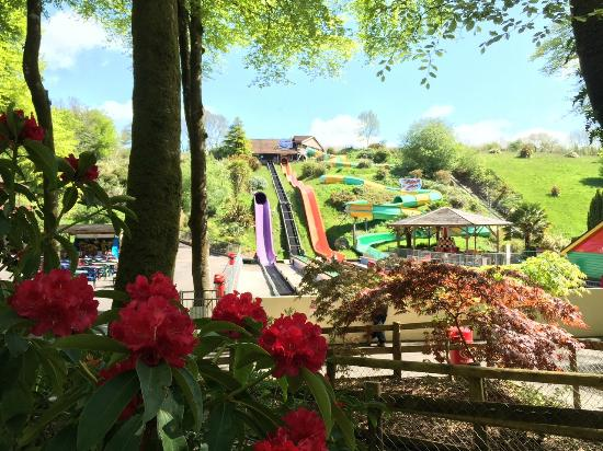 Dartmouth, UK: Picturesque Watercoasters