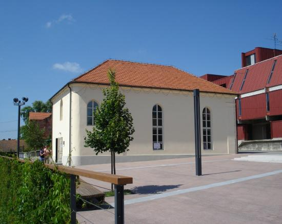 Synagogue Lendava.
