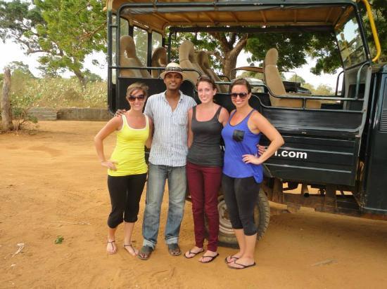 Unawatuna, Sri Lanka: Ready to Explore Yala