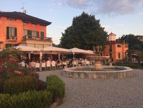 Ristorante Pizzeria Villa Pioppi Sirmione