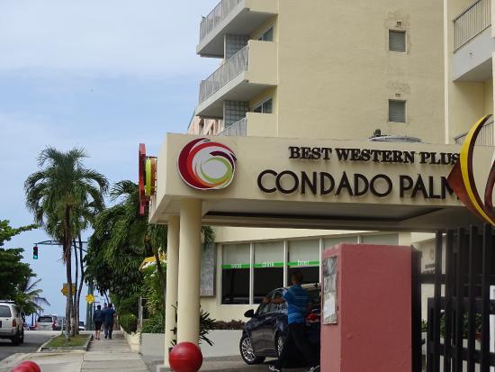 Best Western Plus Condado Palm Inn Suites Hotel View