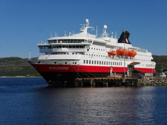 Hurtigrutens Hus: MS Nordnorge