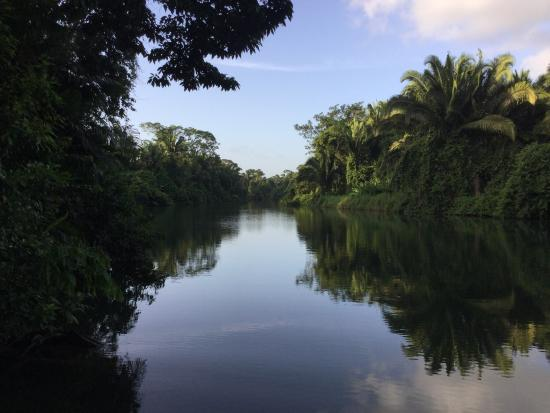 A perfect start to a visit to Belize