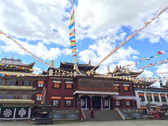 Tagong Temple (Lhagang Monastery): Tagong Temple