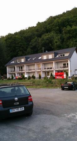 Hotel an der Nordschleife: apartments
