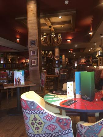 Chiquito - Cambridge Leisure Park