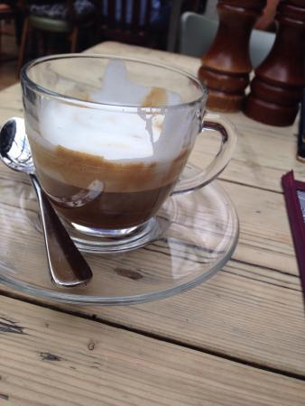 The Cosy Club - Stamford: Great lunch. Superb coffee