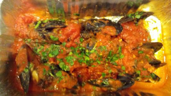 Cozze alla tarantina sfocate ma super picture of for Bagno korasol