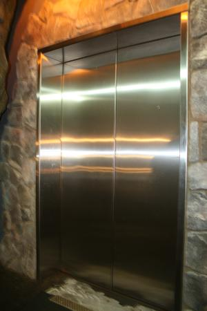 Florence, OR: Elevator (Inside the cave)