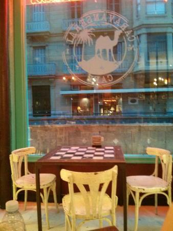 Awesome Caf Caravanserai En San Sebastin 3 Opiniones Y 3 Fotos