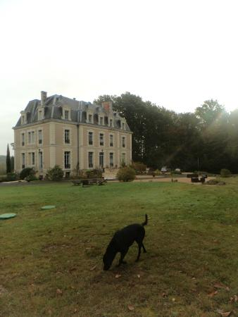 Chateau des Essards: The grounds