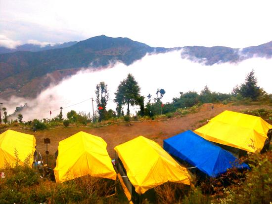 Camp Dhanaulti Magic