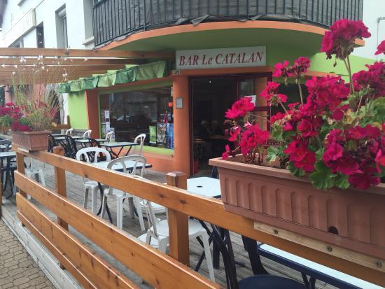 Bourg-Madame, Fransa: Le Catalan