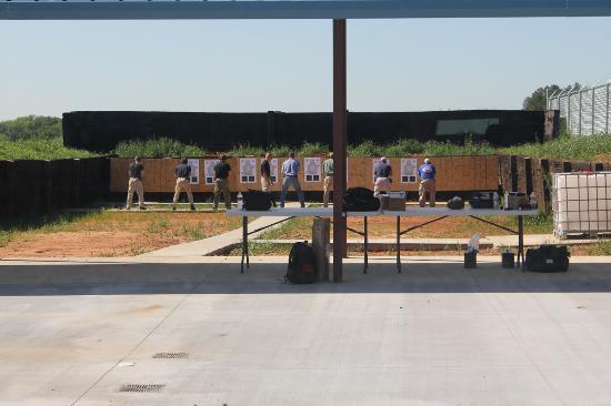 THOR Elite Firing Range and Gun Club