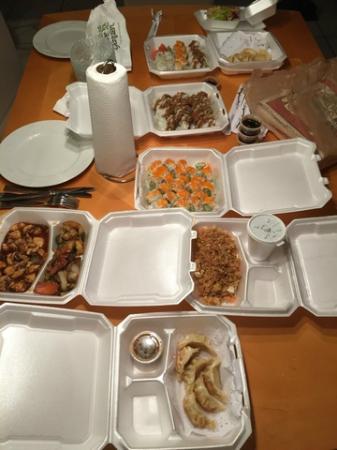 Asuka photo de asuka japanese steakhouse port charlotte for Asuka japanese cuisine