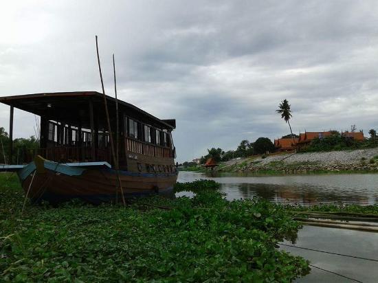 Uthai Thani City, تايلاند: บรรยากาศโดยรอบ