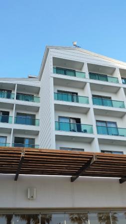 Club Hotel Falcon : Hotelansicht