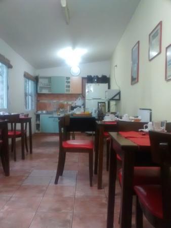 Hotel Sol Montserrat: Café de amanha