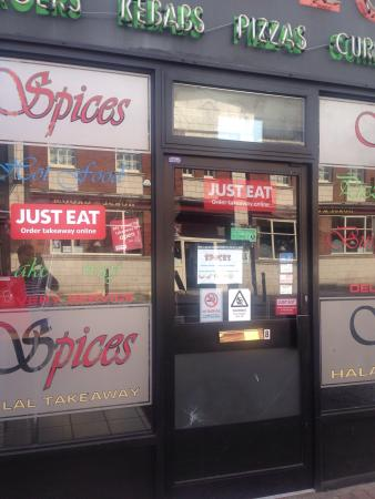 Spices Indian Halal Takeaway Picture Of Spices Doncaster