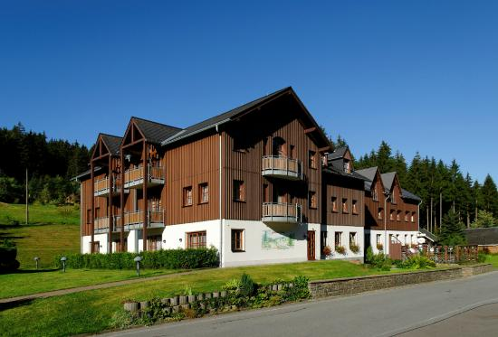 Pobershau, Germany: Hotel
