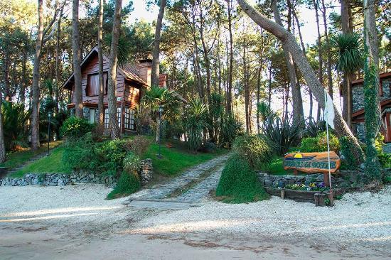 Caba as del bosque mar azul argentina opiniones y - Alojamientos en el bosque ...