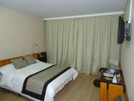 Hotel Tehuelche: Habitación Doble Matrimonial