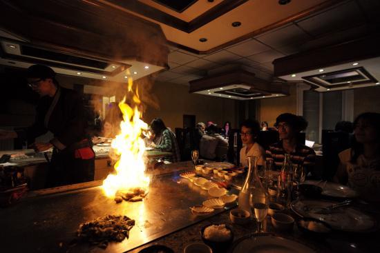 Restaurant Kabuki: Performance