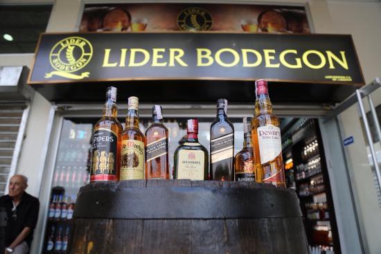 Lider Bodegon C.A.