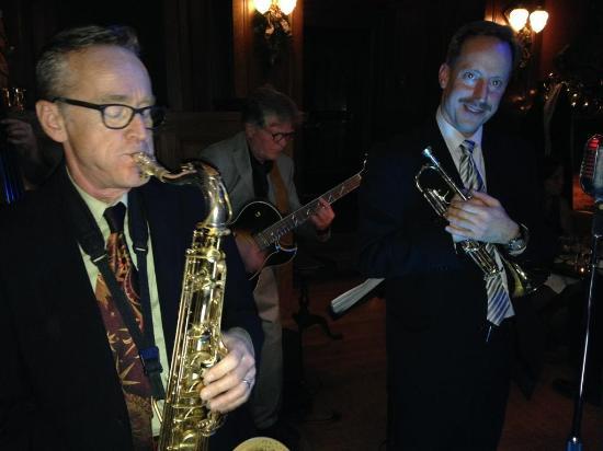 Lust Life Jazz Band